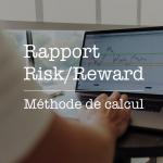 rapport gain/rique calcul